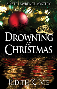 Drowning in Christmas cover