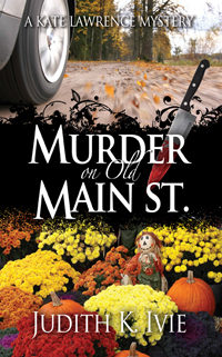 Murder on Old Main Street Cover